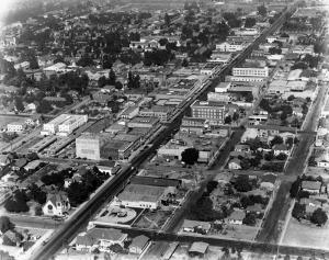 Anaheim in 1922.