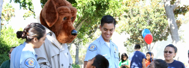 NATIONAL NIGHT OUT is Tuesday in Garden Grove, Huntington Beach and  Westminster (City of Garden Grove photo).