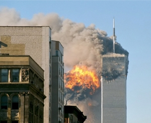 TERRORIST attack in New York City on Sept. 11, 2001 (Wikipedia).
