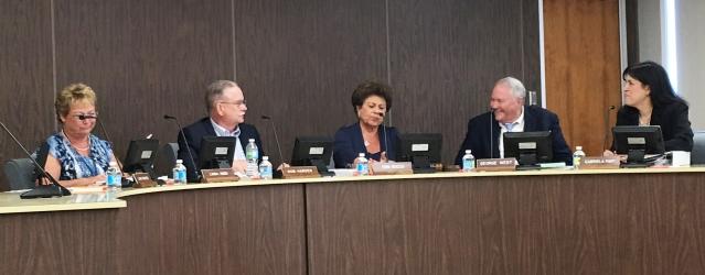 Modernization Update Before Gg Board Orange County Tribune