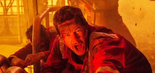 "MARK WAHLBERG stars in ""Deepwater Horizon."""