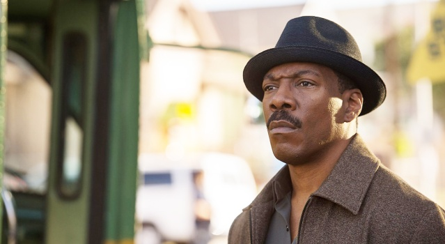 EDDIE MURPHY stars in Mr. Church.