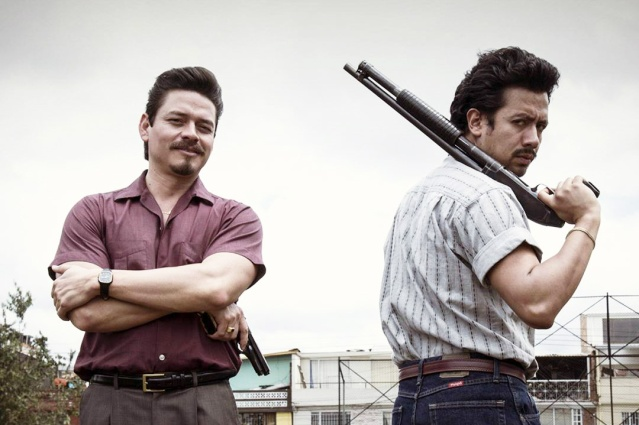 """NARCOS 2"" continues the story of the rise and fall of Columbian drug cartels."