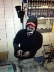 SECOND SUSPECT in armed robberies (GGPD).