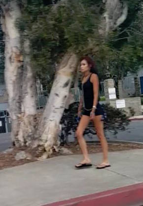 POLICE in Huntington Beach are seeking this woman identity (HBPD photo).