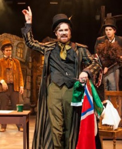 """SWEENEY TODD"" at the Gem Theater in Garden Grove."""
