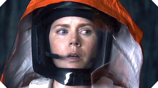 "AMY ADAMS stars in ""Arrival,"" opening this weekend."