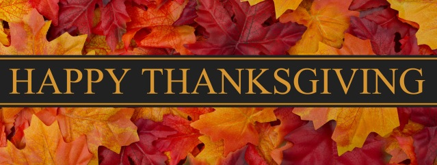 HAPPY THANKSGIVING to you and yours this holiday from the Orange County Tribune.