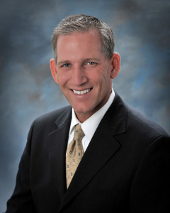 CLINT HARWICK, new Huntington Beach Union High School District superintendent (HBUHSD photo).