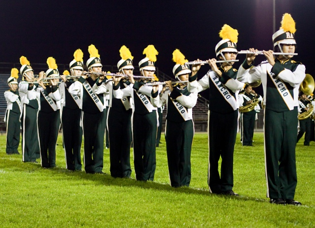 "THE ANNUAL ""SHOWCASE OF BANDS"" is set for Wednesday at Bolsa Grande Stadium in Garden Grove."