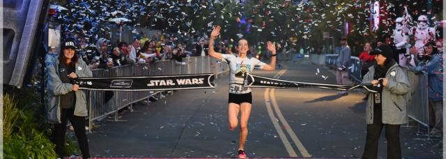 STAR WARS Half-Marathon will run through Garden Grove on Jan. 15 (Disney photo).