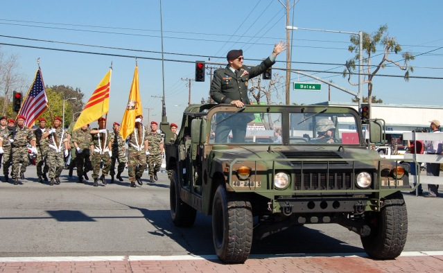 TET PARADE will again be held on Bolsa Avenue in Westminster on Feb. 4 (File photo).