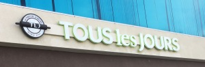 TOURS LES JOURS is an international chain with a bakery in the Koreatown district of Garden Grove (OC Tribune photo).