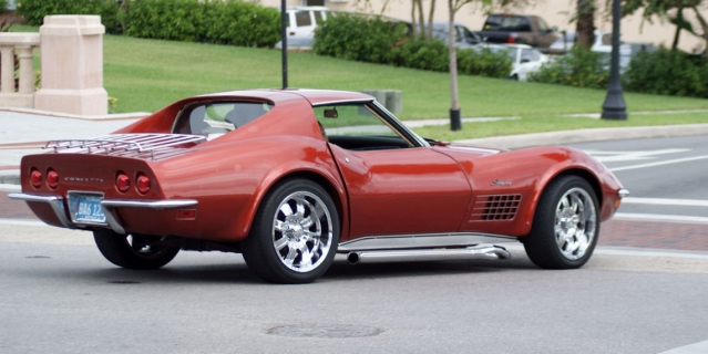 1969 CHEVROLET STING RAY (Wikipedia photo).