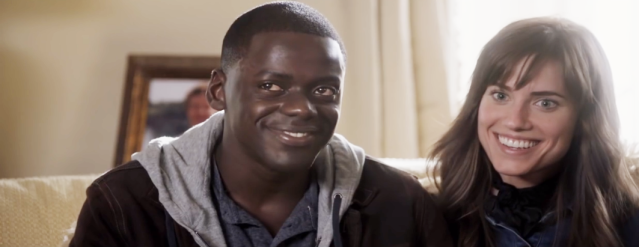 "DANIEL KALUUYA and Allison Williams stars in ""Get Out,"" a horror flick with social commentary."