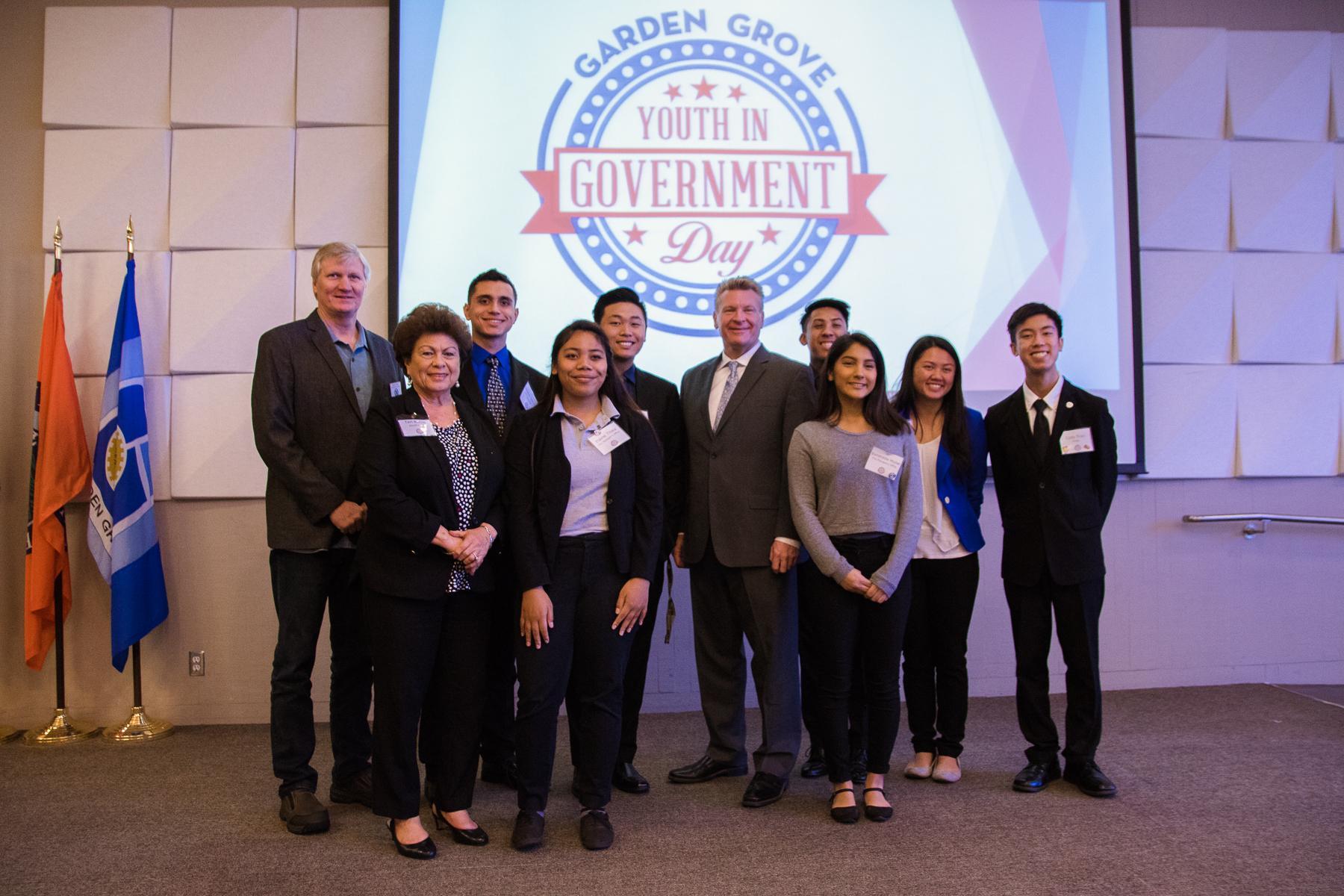 Youth In Government Makes A Comeback Orange County Tribune