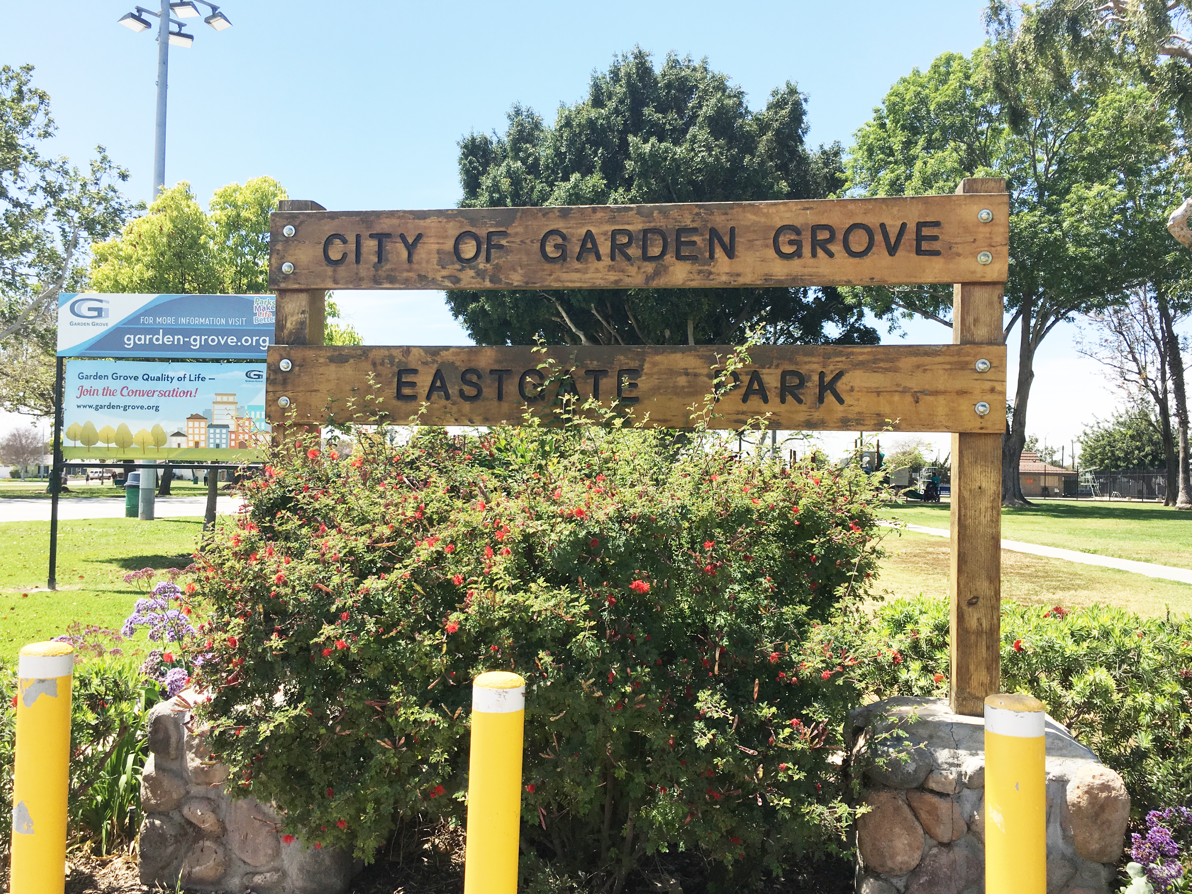 Eastgate Park Garden Grove Garden Ftempo